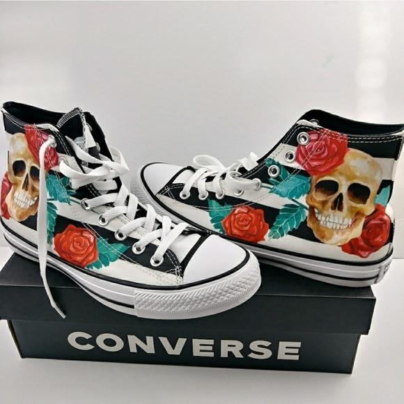 converse rose 23